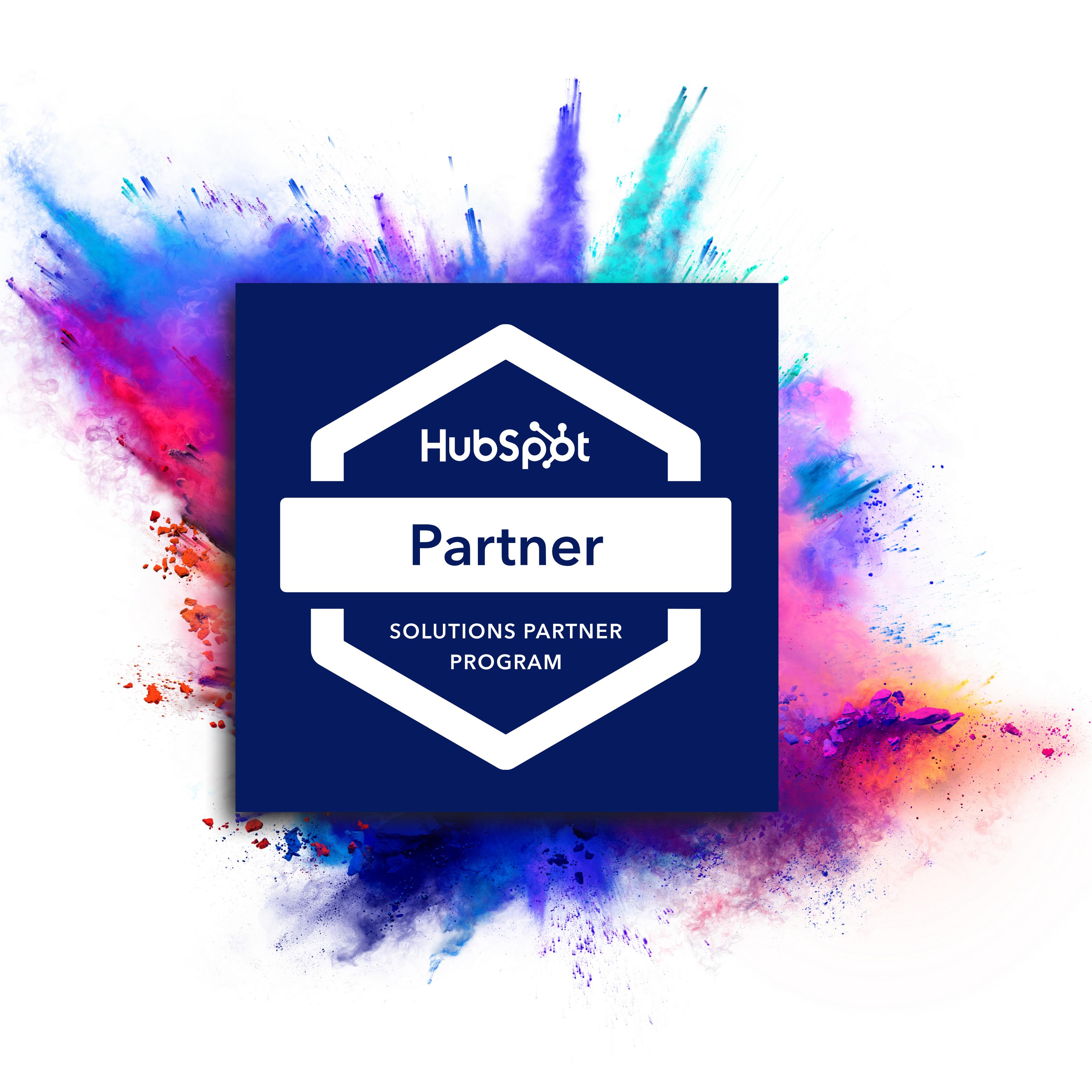 HubSpot logo for Web